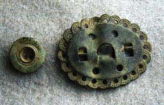 button & buckle artifacts